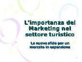 L'Importanza del Marketing nel Sett...