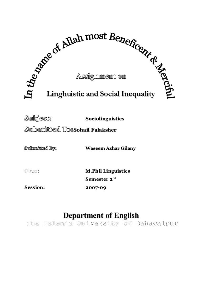 Linguistics   Linguistics and English Language   Lancaster University