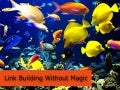 Link Building Without Magic or  Link Building the Aquarium Way
