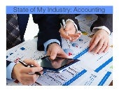State of the Accounting Profession ...