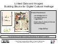 Linked Data and Images: Building Blocks for Cultural Heritage