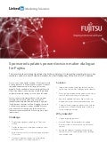 Fujitsu Case Study: Sponsored Updates power decision-maker dialogue