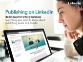 Best Practices for Publishing Posts on LinkedIn