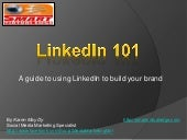 How to Use LinkedIn to Build Your B...