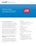 ADP Case Study: Highlighting Thought Leadership with LinkedIn Company Pages