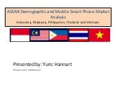 ASEAN demographic and mobile smart ...