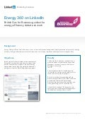 British Gas for Business Case Study