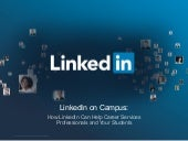 LinkedIn Career Services Webinar Sl...