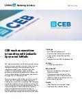 CEB Case Study: Reaching Executives in Transition with LinkedIn Sponsored InMails