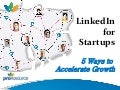 LinkedIn for Startups