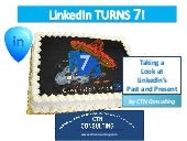 LinkedIn's History, Present and Rec...