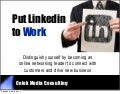 Linkedin for BNI members in Hyde Park, Ohio