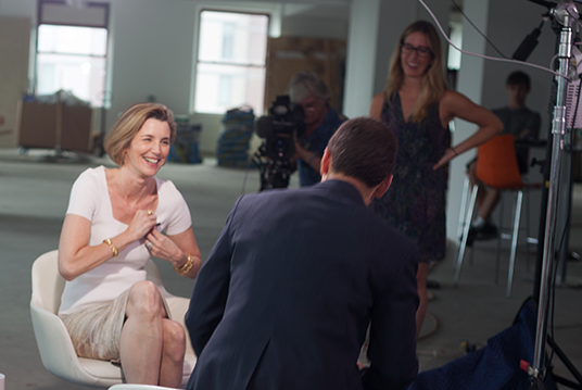 Sallie Krawcheck on Getting Fired and Asking Her Team to Yell More