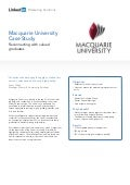 Macquarie University Case Study