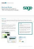 Sage Limited Case Study