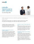 LinkedIn Sales Solutions With Salesforce Integration