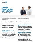 LinkedIn with Salesforce