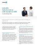 LinkedIn Sales Solutions with Microsoft Dynamics