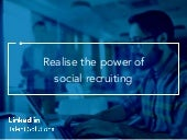 How You Can Tap into the Power of Social Recruiting