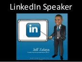 The Best LinkedIn Speaker for Colle...