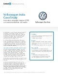 Volkswagen India Case Study