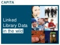 Linked Library Data in the wild