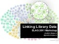 Linking library data