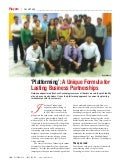 LINUX For You magazine covers InfoAxon for success achieved in delivering open source solutions to businesses globally