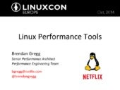 Linux Performance Tools 2014
