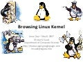 Browsing Linux Kernel Source