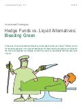 Hedge Funds vs. Liquid Alternatives