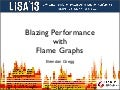Blazing Performance with Flame Graphs
