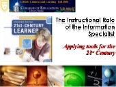 The Instructional Role of the Infor...