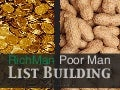 List building tips - Rich Man, Poor Man style
