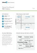 Europe FMCG Industry | Talent Pool Report