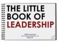 Little Book of Leadership Powerpoint
