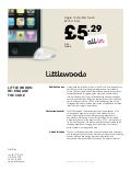 Littlewoods Case Study