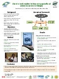 Use of e-book readers for improving agricultural extension service in Ethiopia