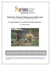 Livestock insurance lessons from th...
