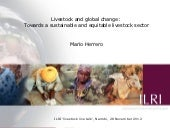 Livestock and global change: Toward...