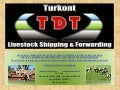 Livestock shipping and forwarding