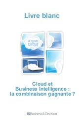 Cloud et Business Intelligence : la...