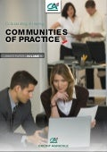 Collaborating in training : communities of practice