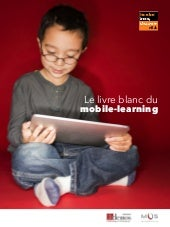 Livre blanc mobile-learning by IL&D...