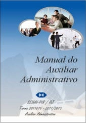 Livro Manual do Auxiliar Administra...