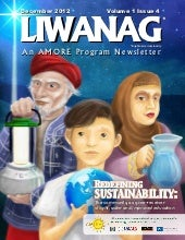 Liwanag an amore program newsletter...