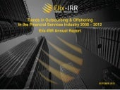 Trends in Outsourcing & Offshoring ...