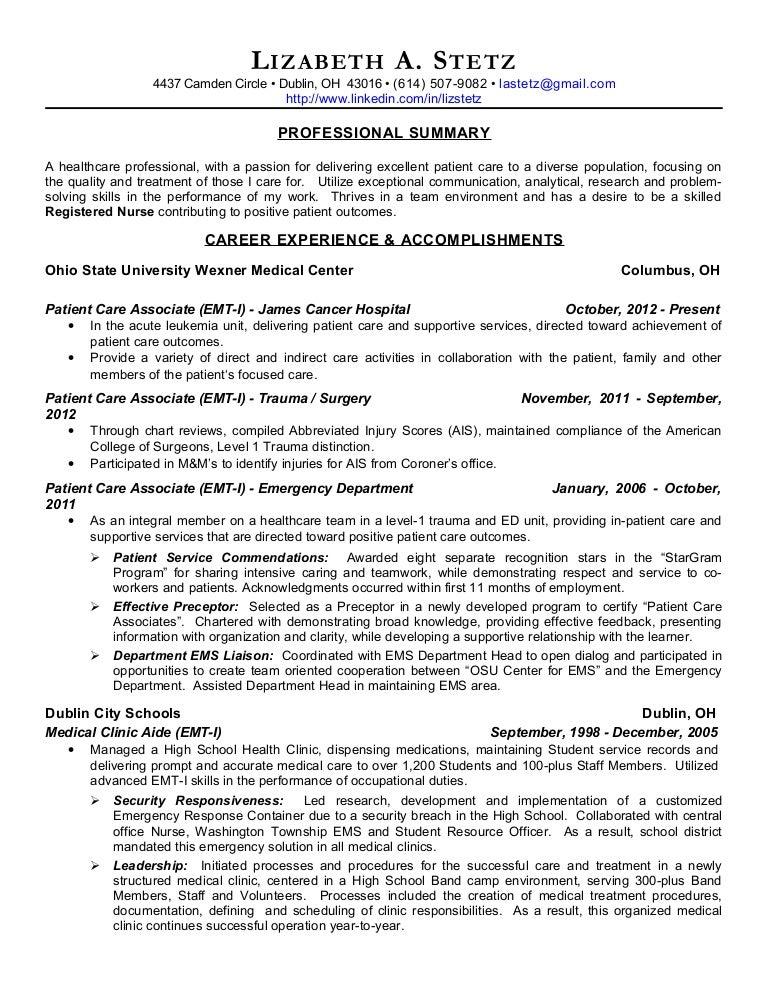 resume 1 year experience java