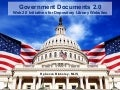 Government Documents 2.0: Web 2.0 Initiatives for Depository Library Websites