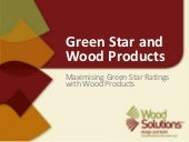 Green Star & Wood Products  - Lunch...